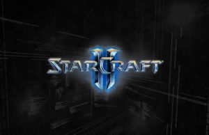 StarCraft II Officiel Logo