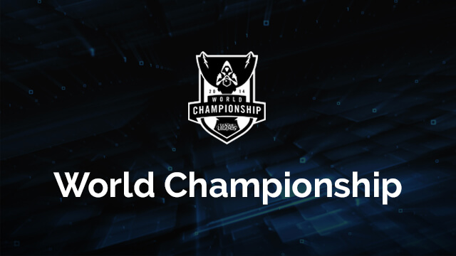LoL World Championship logo